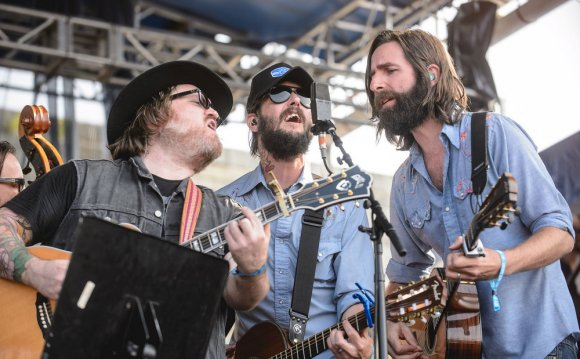 Band of Horses performs at the