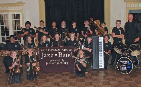 Bellingham Youth Jazz Band