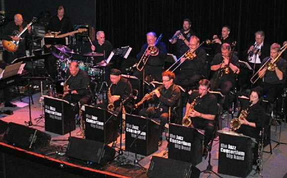 The Jazz Consortium Big Band