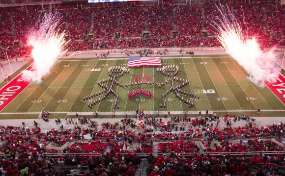 Ohio State Marching Band Music