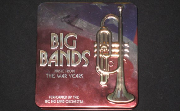 Big Bands music from the War years