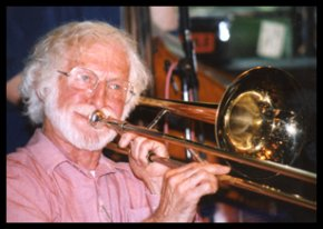 Charlie Powell - Trombone and Vocals