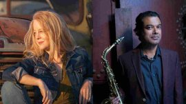 Maria Schneider and Rudresh Mahanthappa share top honors within the 2015 NPR musical Jazz Critics Poll.