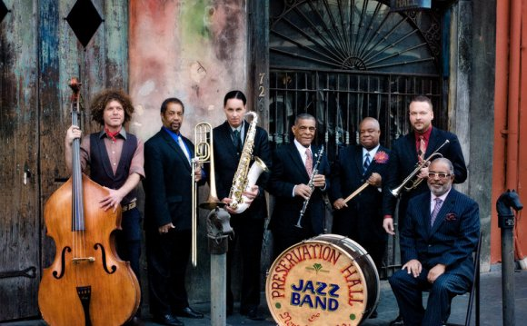 New Orleans Preservation Hall Jazz Band