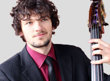 photo of Alistair Robertson,  double bass