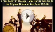 "Original Dixieland Jazz Band ""Lasses Candy""--fantastic but"