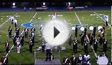 Oxford Hornet Marching Band 2011 field show - Music from