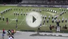 SHS Marching Band - Field Show @ VHS - The Sound of Music