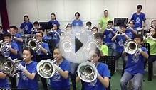 THE SOUND OF MUSIC ( DRUM CORPS STYLE ) ~ MARCHING BAND