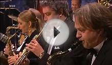 "WDR Big Band (Germany) plays ""Happy Music"", a James Last"
