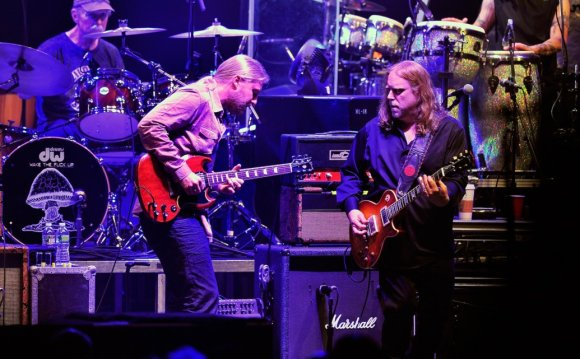 Allman Brothers Band music