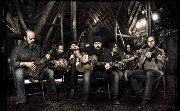 Country music Zac Brown band